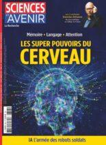 Sciences et Avenir – Octobre 2021