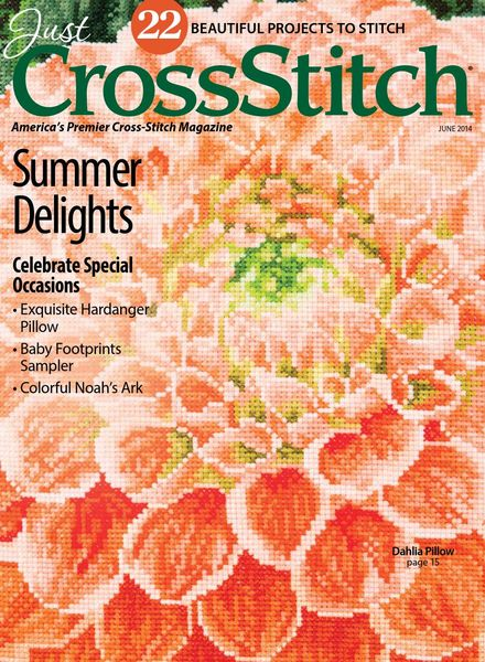 Just CrossStitch – May-June 2014