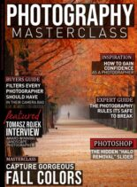 Photography Masterclass – Issue 106 – September 2021
