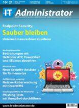 IT-Administrator – Oktober 2021
