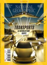 National Geographic France – Octobre 2021