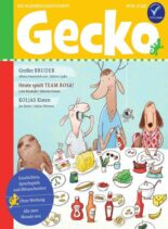 Gecko – September-Oktober 2021