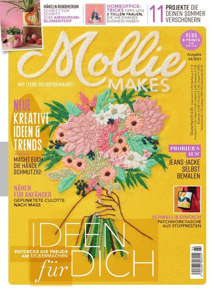 Mollie Makes Germany – Nr.64 2021