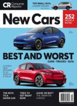 Consumer Reports New Cars – December 2021