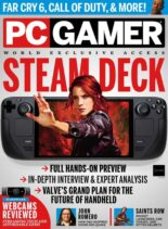 PC Gamer UK – November 2021