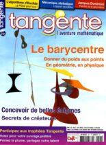Tangente – Septembre-Octobre 2021