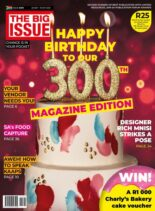 The Big Issue – September 2021