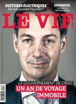 Le Vif L'Express – 30 Septembre 2021
