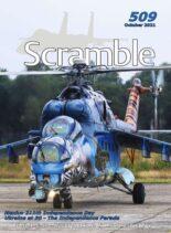 Scramble Magazine – Issue 509 – October 2021