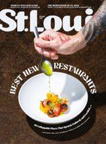 St. Louis Magazine – October 2021