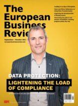 The European Business Review – September-October 2021