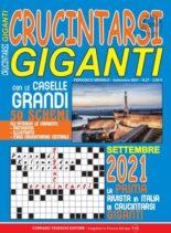 Crucintarsi Giganti – settembre 2021