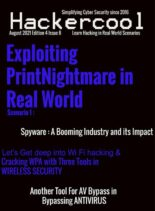 Hackercool Magazine – August 2021