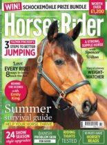 Horse & Rider UK – July 2021
