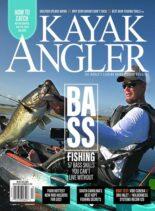 Kayak Angler – September 2021