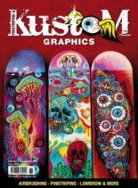 Pinstriping & Kustom Graphics – October 2021