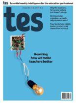 TES Magazine – 08 October 2021