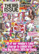 The Big Issue – September 27, 2021