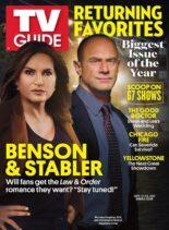 TV Guide – 13 September 2021