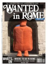 Wanted in Rome – October 2021