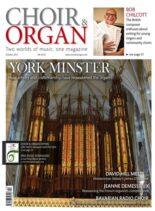 Choir & Organ – October 2021
