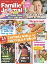 Familie Journal – 04. oktober 2021