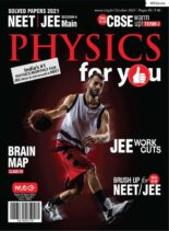 Physics For You – October 2021