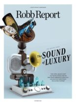 Robb Report USA – October 2021