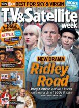 TV & Satellite Week – 02 October 2021