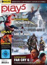 Play5 – November 2021