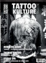 Tattoo Kulture Magazine – Oktober 2021