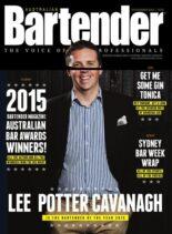 Australian Bartender – November 2015