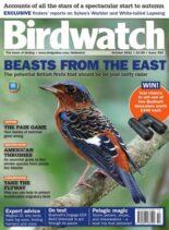 Birdwatch UK – Issue 352 – October 2021