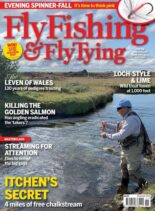 Fly Fishing & Fly Tying – November 2021