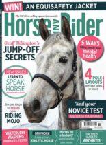 Horse & Rider UK – November 2021