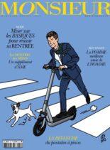 Monsieur – Septembre-Octobre 2021