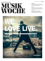 MusikWoche – 11. Oktober 2021