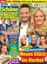 SchOne Freizeit – 29 September 2021