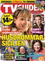 TV-Guiden – 05 oktober 2021