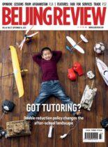 Beijing Review – September 16, 2021