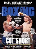Boxing News – September 09, 2021