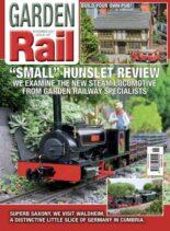 Garden Rail – November 2021