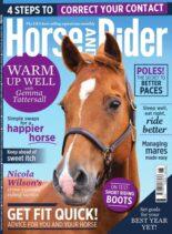 Horse & Rider UK – Spring 2021