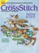 Just CrossStitch – April 2018