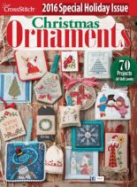 Just CrossStitch – Christmas Ornaments 2016