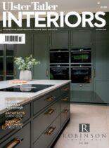 Ulster Tatler Interiors – Autumn 2021