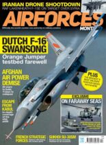 AirForces Monthly – Issue 403 – October 2021