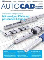 Autocad & Inventor Magazin – September-Oktober 2021