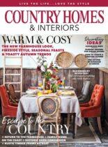 Country Homes & Interiors – November 2021