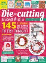 Die-cutting Essentials – November 2021